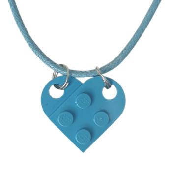 Lego® Steinherz-Halskette -...