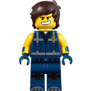 Minifigure LEGO® : The Lego Movie 2 - Rex Dangervest