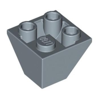 LEGO 6248960 TUILE CORN. INVERT.2X2/45° - SAND BLUE