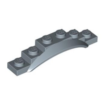 LEGO 6248959 GARDE BOUE 1X6X1 - SAND BLUE