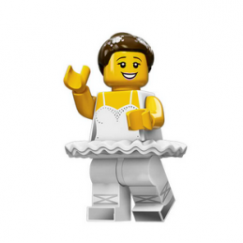 Figurine Lego® Serie 15 : BALLERINE