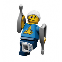 Figurine Lego® Serie 15 : HOMME MALADROIT