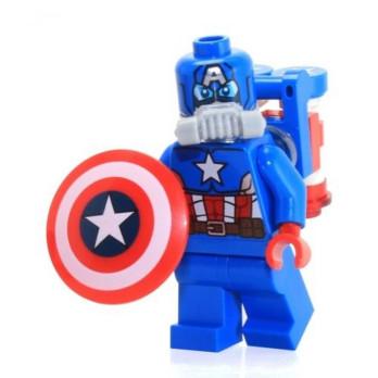 Figurine LEGO® Marvel Avengers - Space  Captain America