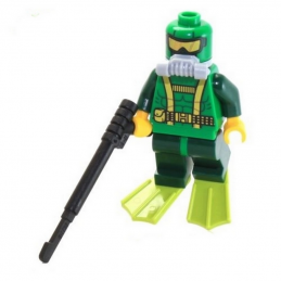 Figurine Lego® Marvel Super heroes - Hydra Diver