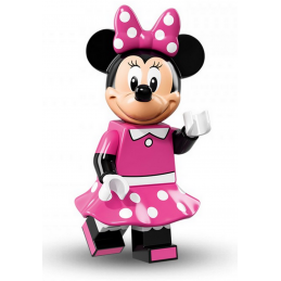 Figurine Lego® Serie Disney : Minnie Mouse
