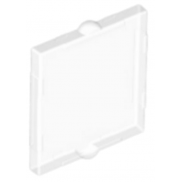 LEGO 6024020 GLASS FOR FRAME 1X2X2 - TRANSPARENT lego-6024020-glass-for-frame-1x2x2-transparent ici :