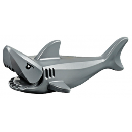 LEGO 6044722 REQUIN - DARK STONE GREY