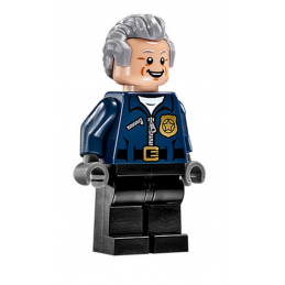 Mini Figurine LEGO® : Super Heroes Marvel - Captain George Stacy