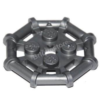 LEGO 6020990 PARABOLIC RING - SILVER METAL