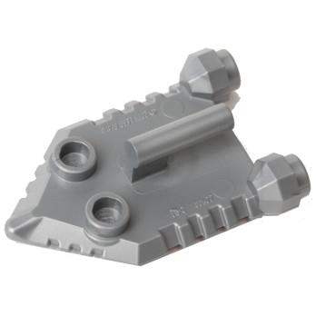 LEGO 6129534 BOUCLIER NEXO KNIGHT - SILVER METAL