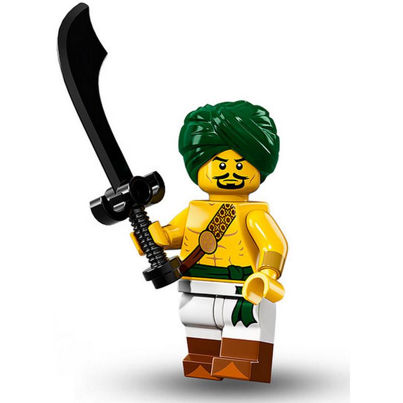 Figurine Lego® Serie 16 - Guerrier du Désert