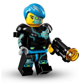 Figurine Lego® Serie 16 - Cyborg