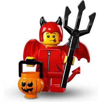 Figurine Lego® Serie 16 - Petit Diable