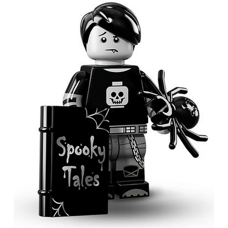Figurine Lego® Serie 16 - Garçon Effrayant