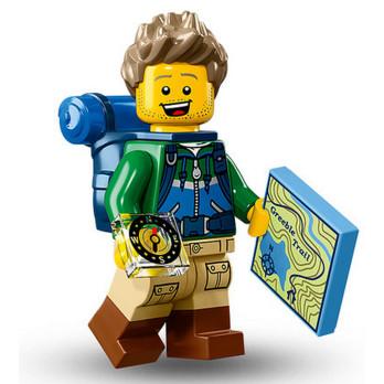 Figurine Lego® Serie 16 - Randonneur