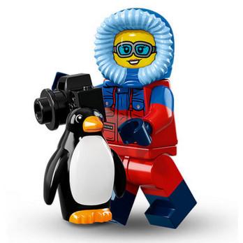 Figurine Lego® Serie 16 - Photographe Animalier
