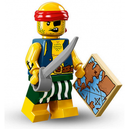 Figurine Lego® Serie 16 - Pirate