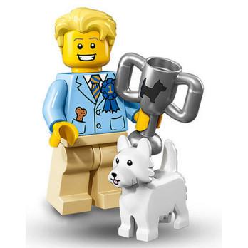Figurine Lego® Serie 16 - Gagnant du Concours Canin