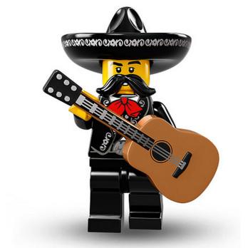 Figurine Lego® Serie 16 - Mariachi
