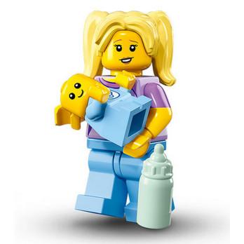 Figurine Lego® Serie 16 -Baby-Sitter