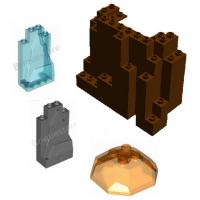 Element naturel (Roche , Iceberg ...)