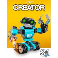 CREATOR 3en1