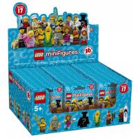 Minifigures Série 17