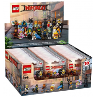 The Ninjago® Movie Series Minifigures