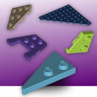 WEDGE & WING PARTS