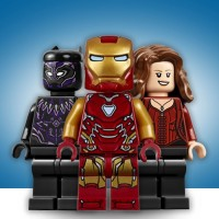 Minifigure Super Hero