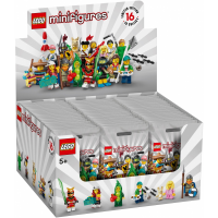 Minifigures Série 20