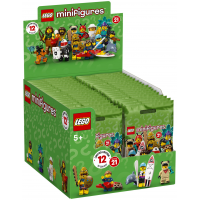 Minifigures Série 21