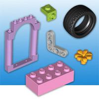 Mattoni / pezzi di ricambio